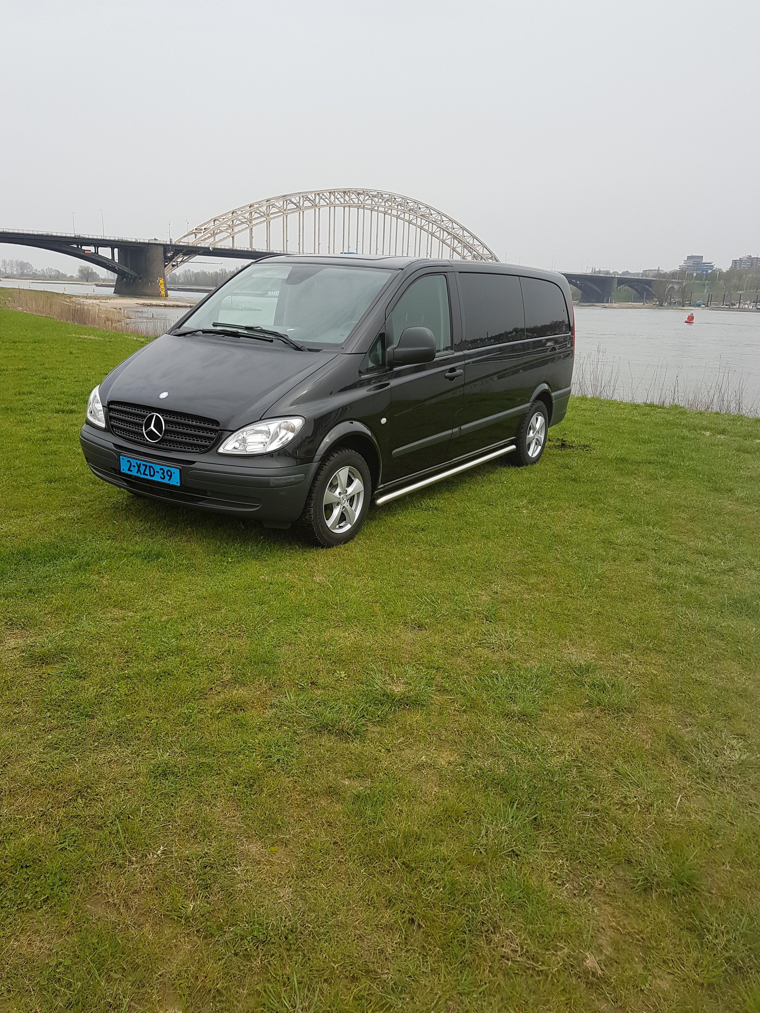 Vito - Taxi de Swart